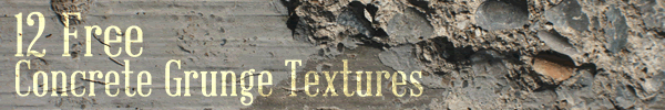 Free concrete textures to download