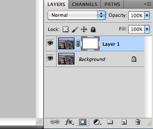 Add another working layer