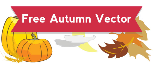 Autumn Vector Preview