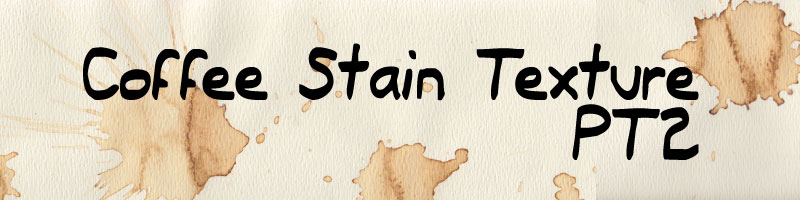 Coffee Stain Texture Download Preview