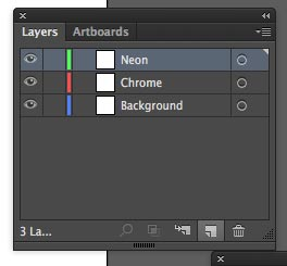 create your layers